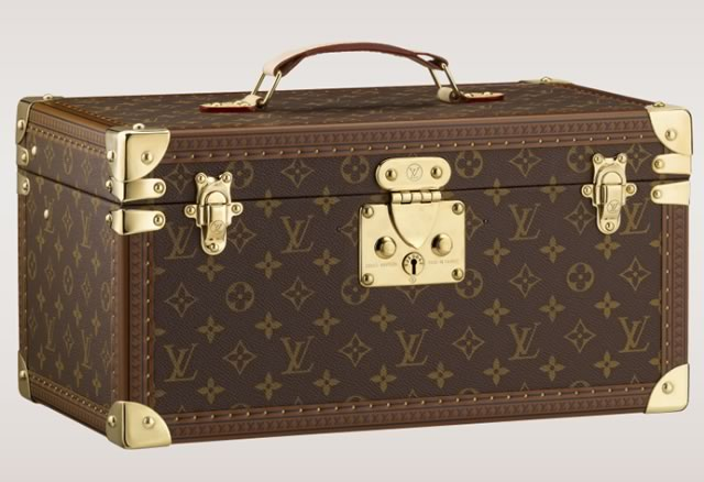 Louis Vuitton Monogram Case
