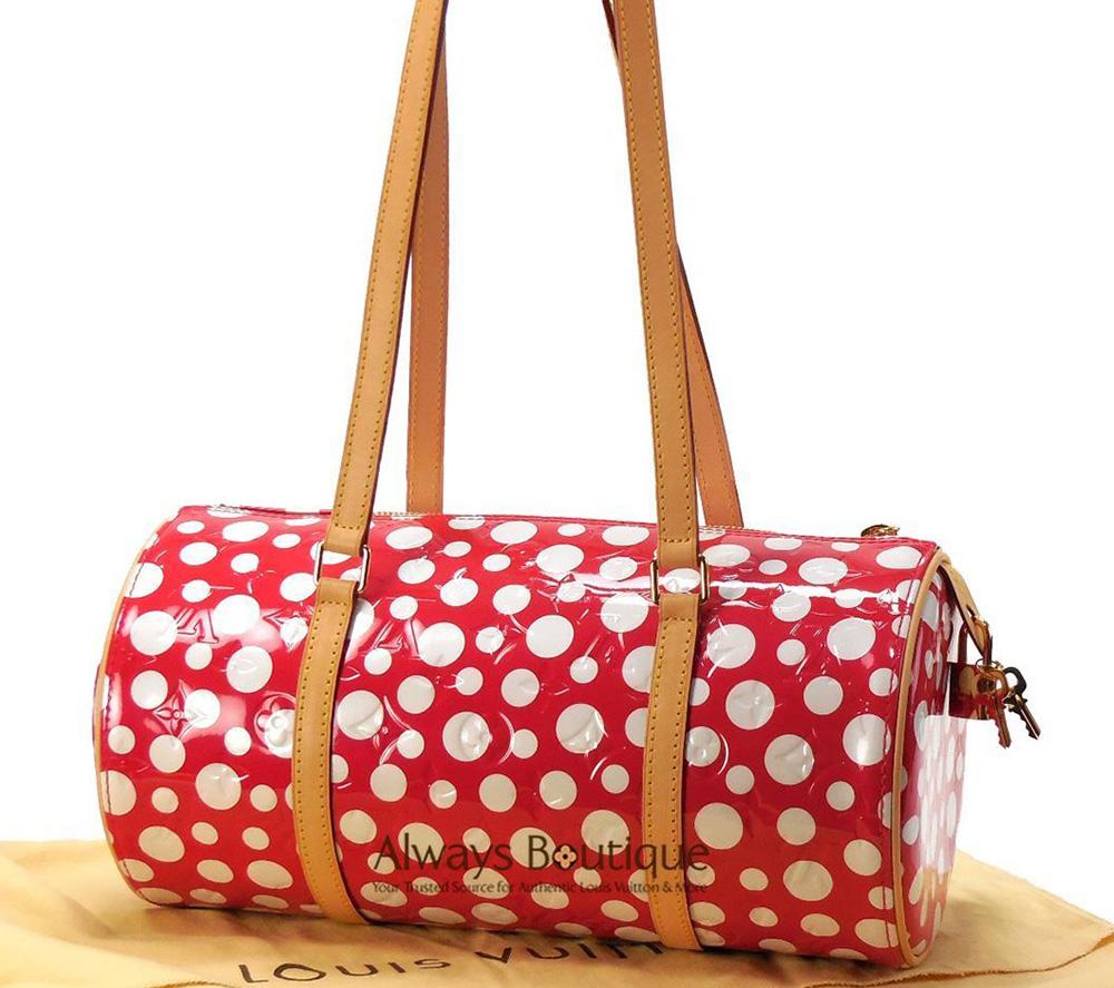 Louis Vuitton Yayoi Kusama Papillon Bag