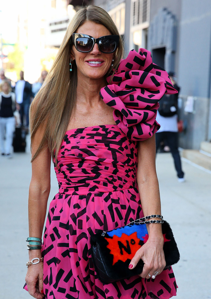 Many Bags of NYFW Spring 2015 Attendees 17