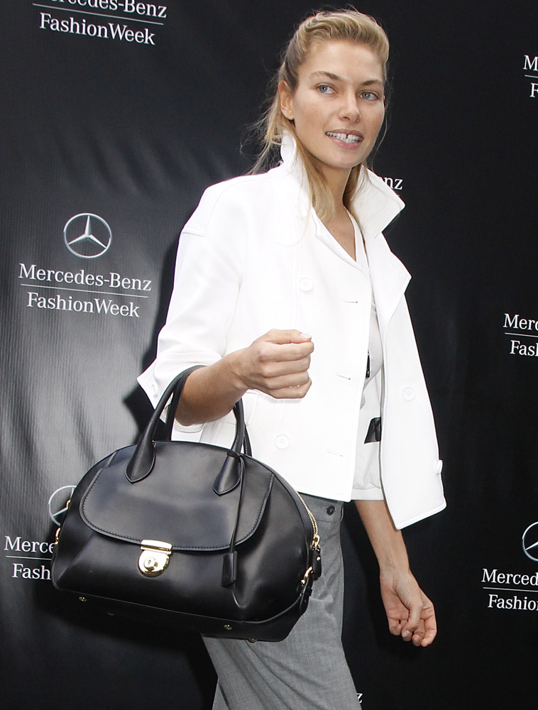 60 Bags and the Stars Who Carried Them at New York Fashion Week ... 6b6773c6d5