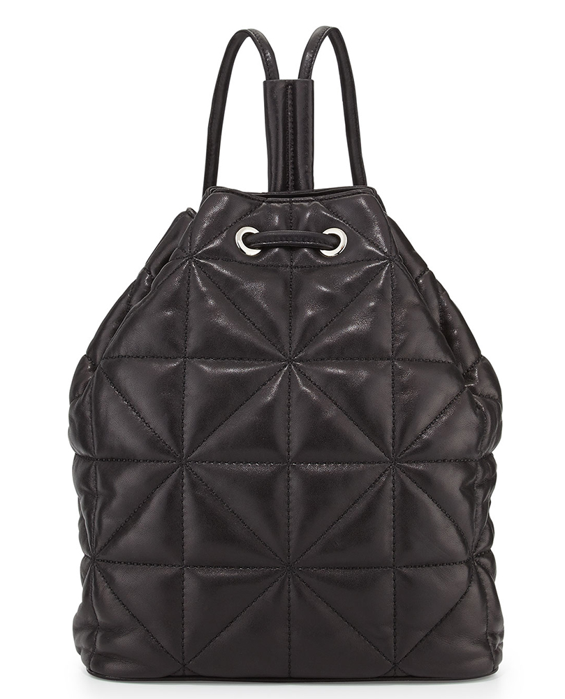 Milly Avery Quilted Backpack