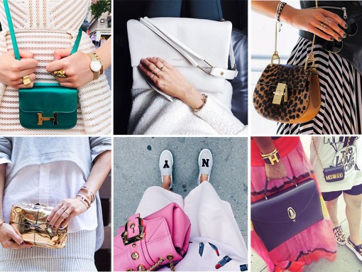 Instagram's Best Bags of NYFW