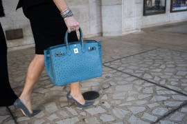 The Best Bags of New York Fashion Week Spring 2015 Street Style – Days Four & Five