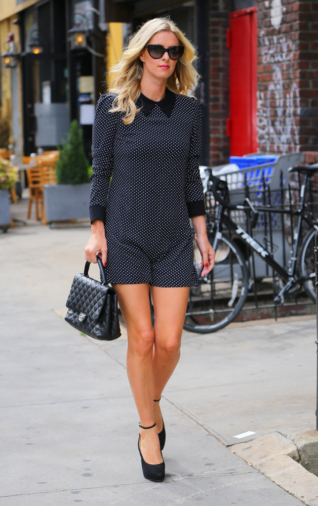 Nicky Hilton Chanel Kelly Bag-4