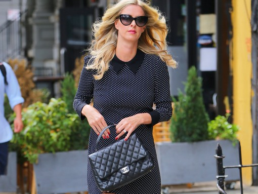Nicky Hilton Chanel Kelly Bag