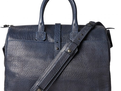 Parabellum Full Grain Bison Day Bag