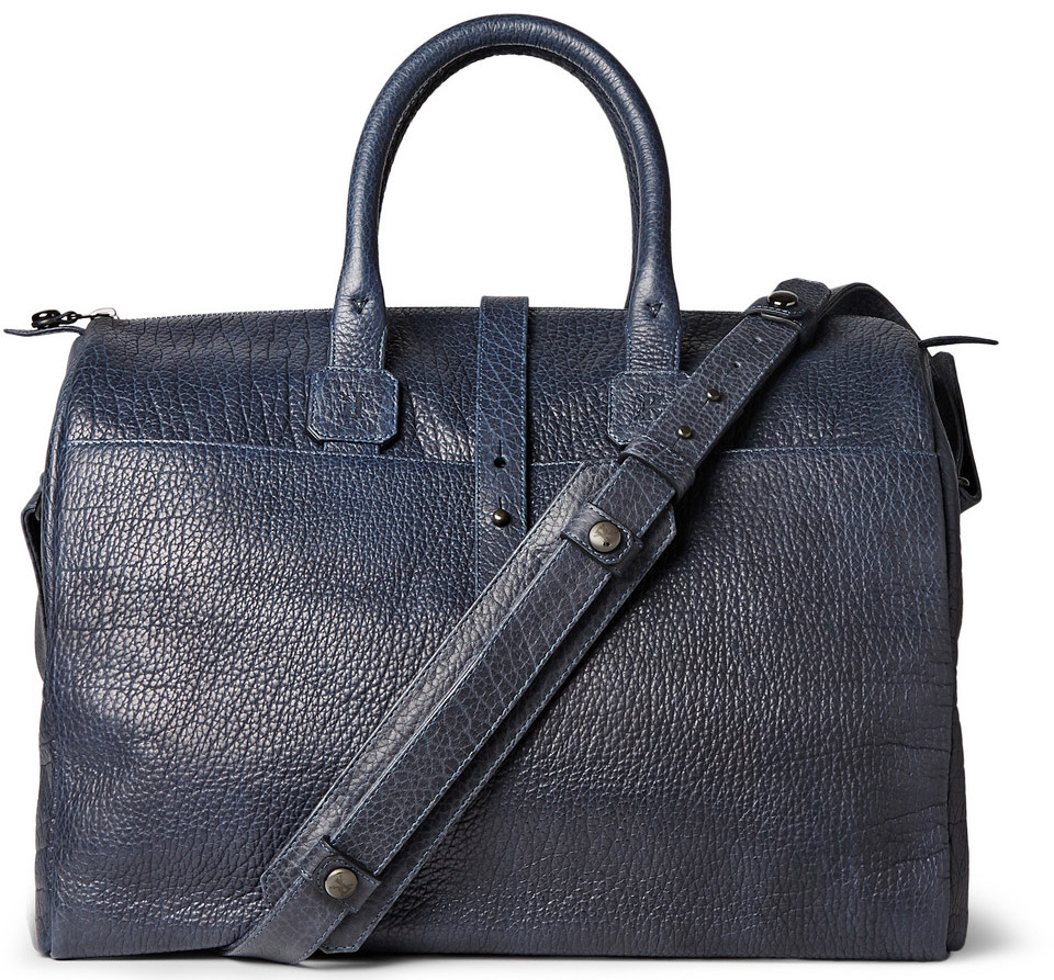 Man Bag Monday: Parabellum Full Grain Bison Day Bag - PurseBlog