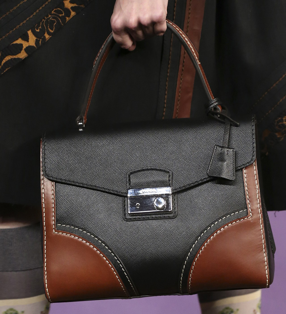 prada handbags for less - Are Spring 2015's Bags Enough to Aid Prada's Ailing Handbag ...