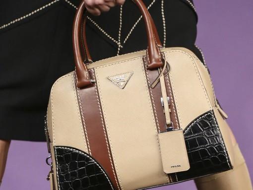 Are Spring 2015's Bags Enough to Aid Prada's Ailing Handbag Business?