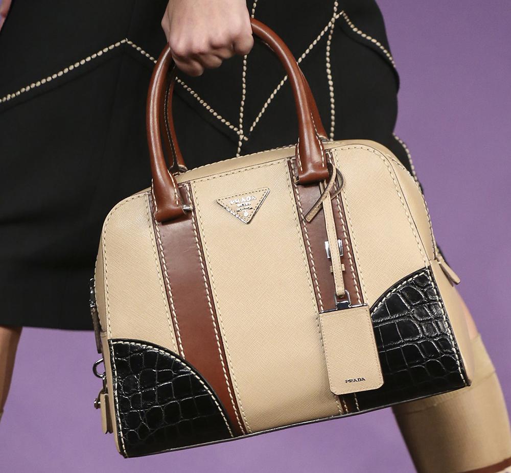 6af21e08ec Are Spring 2015 s Bags Enough to Aid Prada s Ailing Handbag Business ...