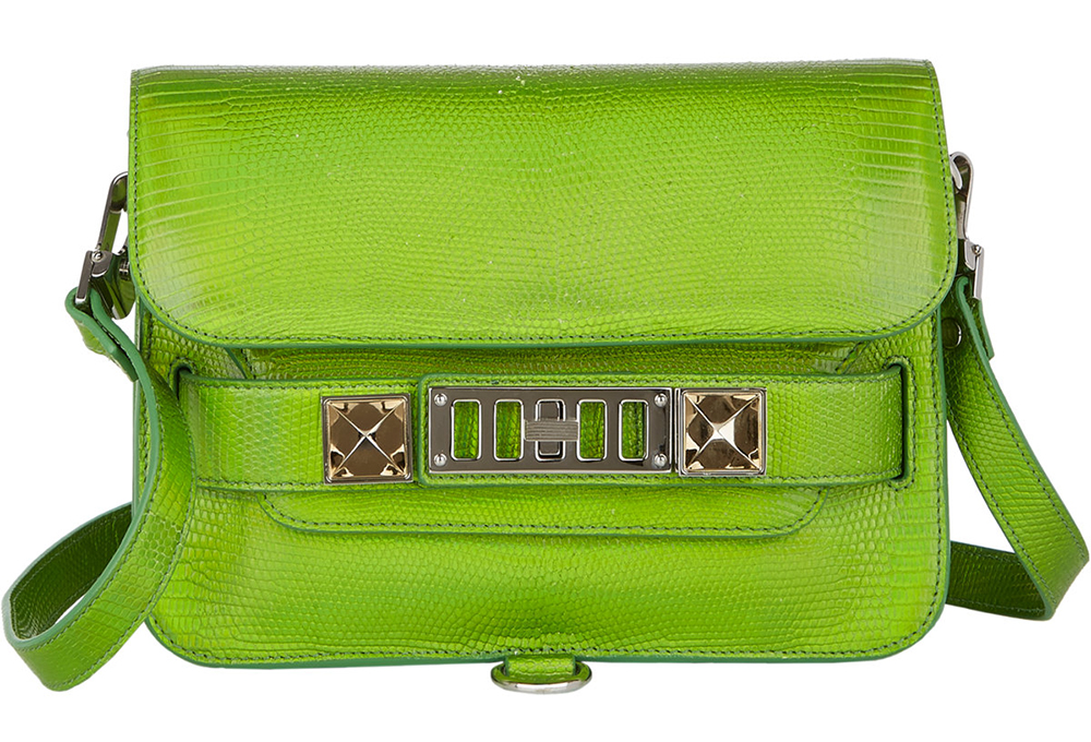 Proenza Schouler Lizard Mini PS11 Bag