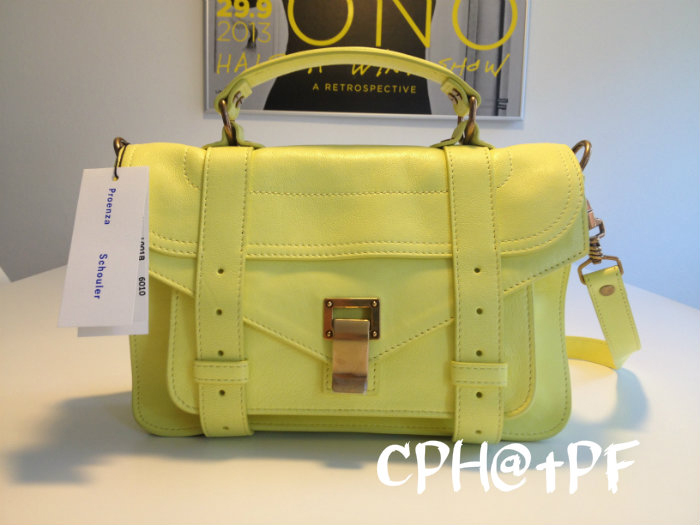 Proenza Schouler Tiny PS1 Bag