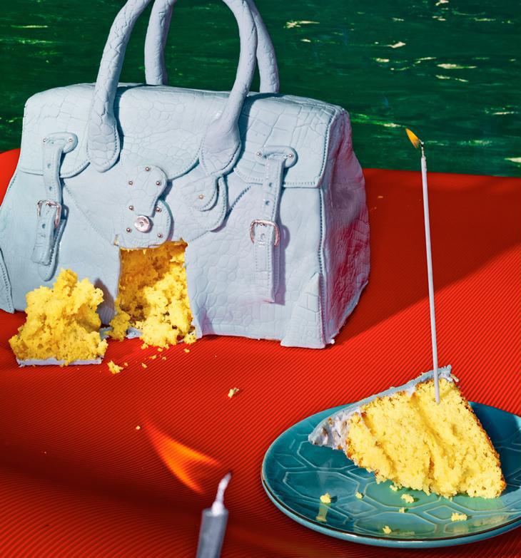 Ralph Lauren Handbag Cake