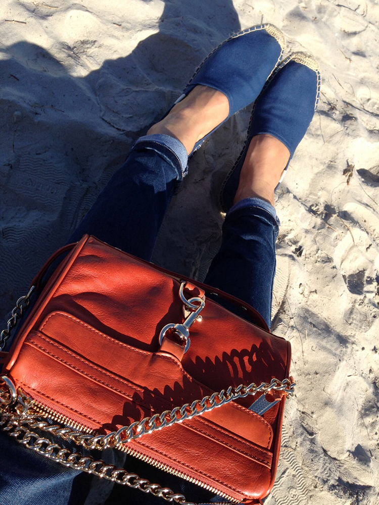Rebecca Minkoff MAC and Espadrilles