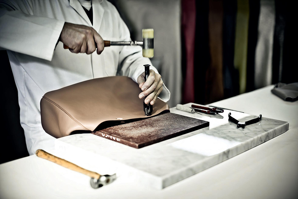 The Making of A Christian Dior Handbag 8