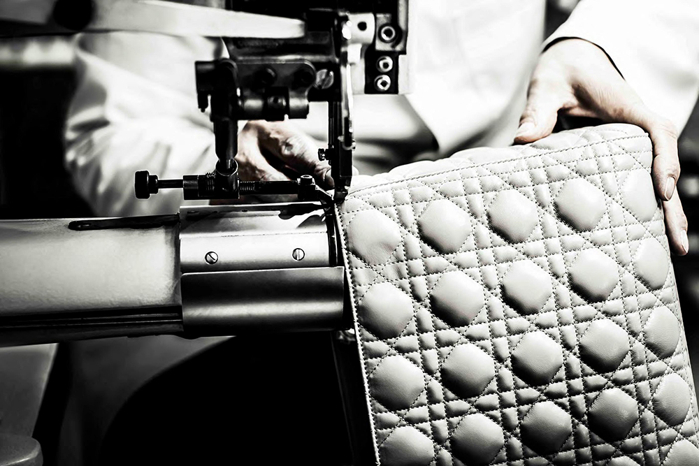 The Making of A Christian Dior Handbag 9