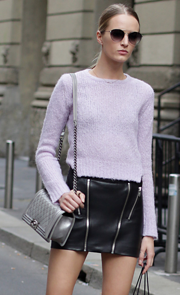 The Many Bags of Celebrities at Milan Fashion Week Spring 2015-2