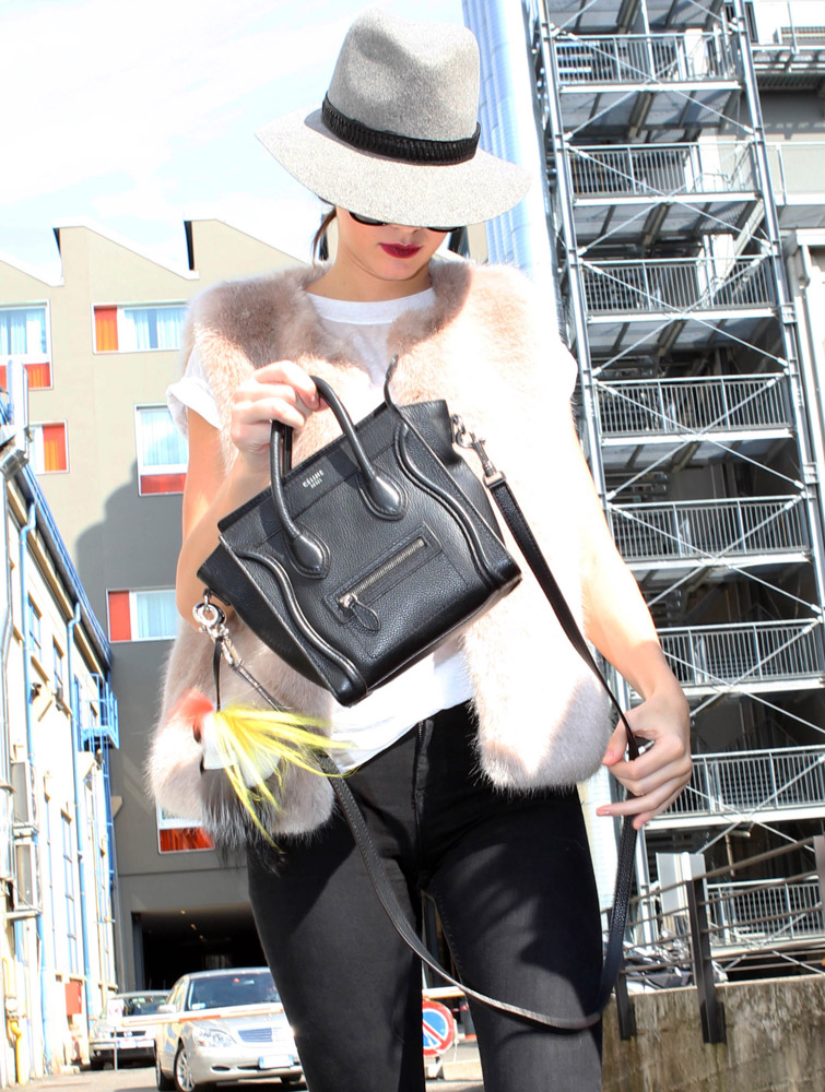 The Many Bags of Celebrities at Milan Fashion Week Spring 2015-29