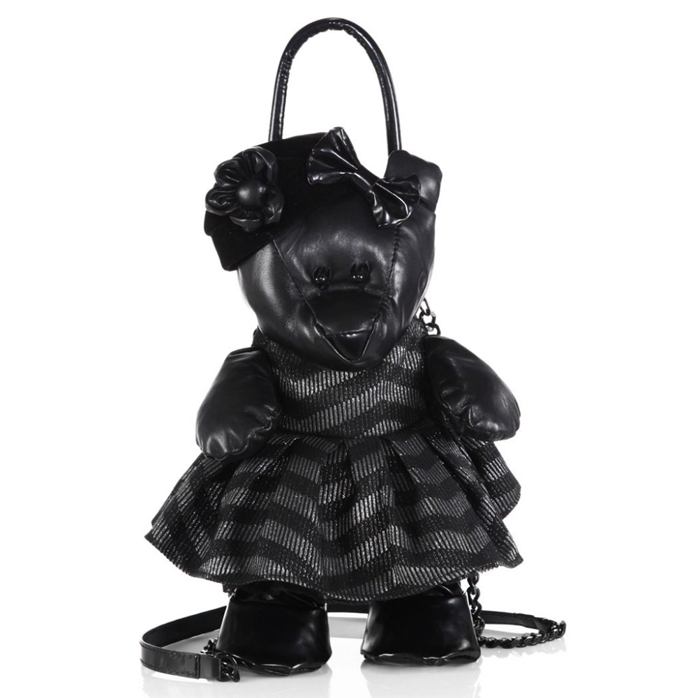 Alice and Olivia Stuffed Animal Bear Clutch