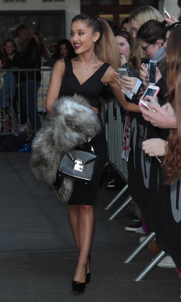 Ariana Grande Rebecca Minkoff Paris Top Handle Bag-2