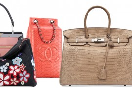 7 Bags I'd Like to Carry for National Handbag Day 2014