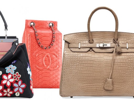 Bags for National Handbag Day