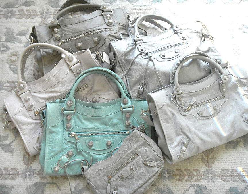 Balenciaga Grey Collection