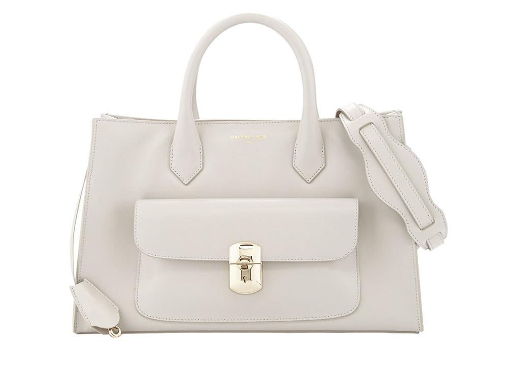 Balenciaga Padlock Bag