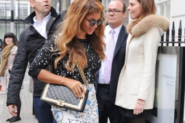 Beyonce Loves the Chanel Boy Bag Just Like Everyone Else