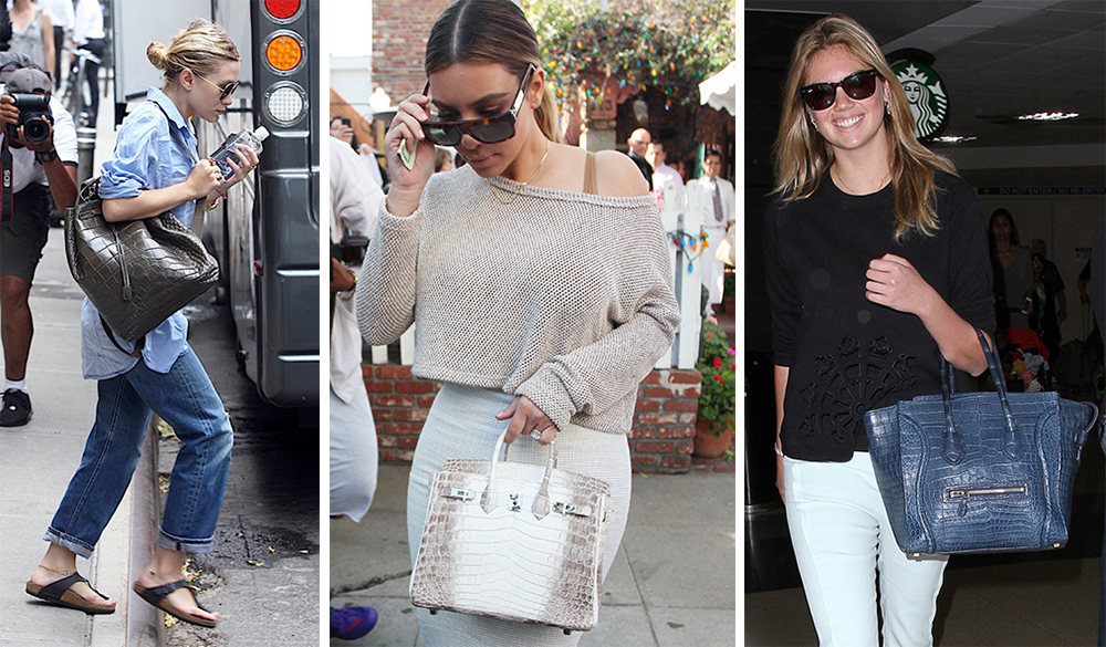 63 Jaw-Dropping Exotic Handbags and the Celebrities Who Carried Them ... 758ffe8094bc3