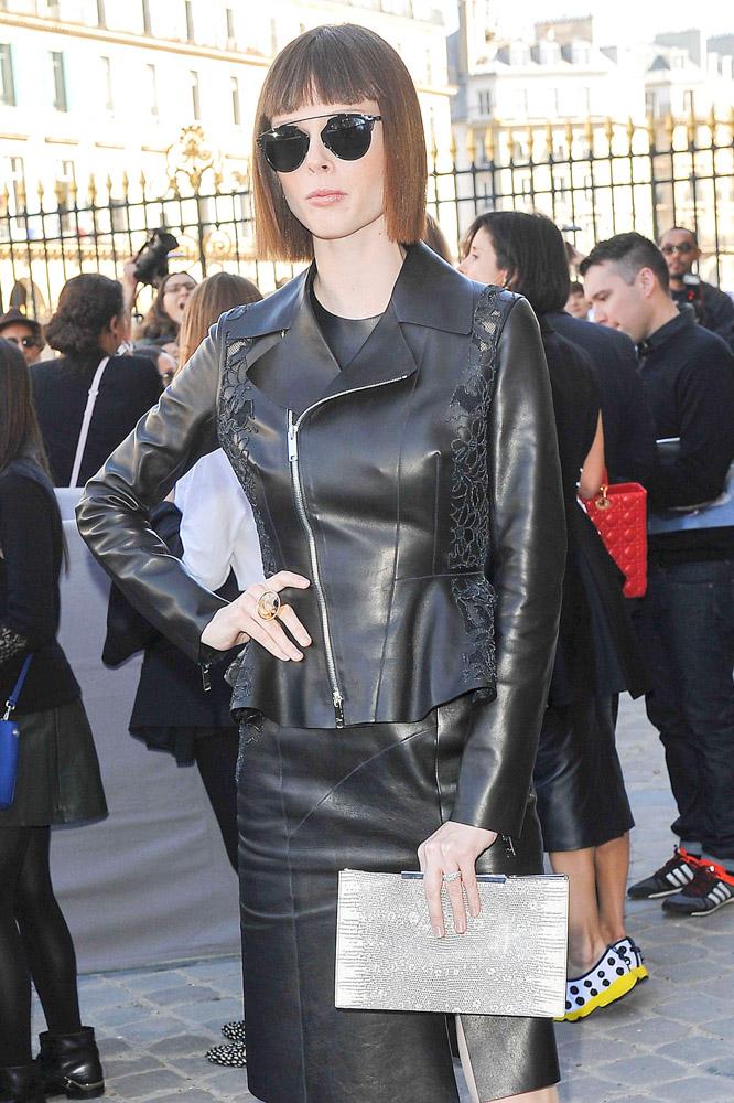 Celebrity Handbags Paris Fashion Week Spring 2015-15