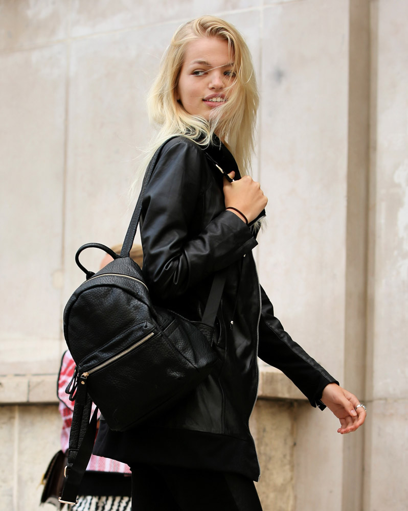 Celebrity Handbags Paris Fashion Week Spring 2015-2