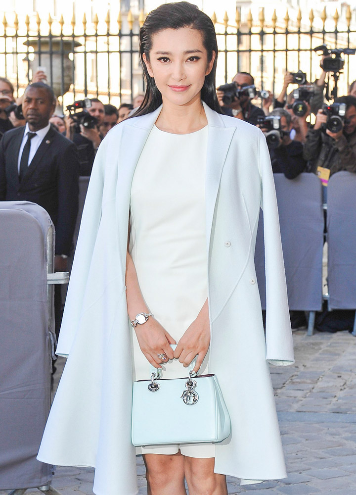 Celebrity Handbags Paris Fashion Week Spring 2015-21