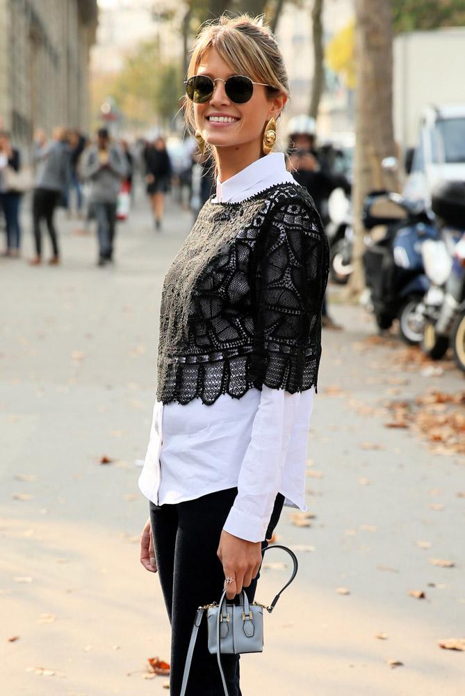 Celebrity Handbags Paris Fashion Week Spring 2015-3