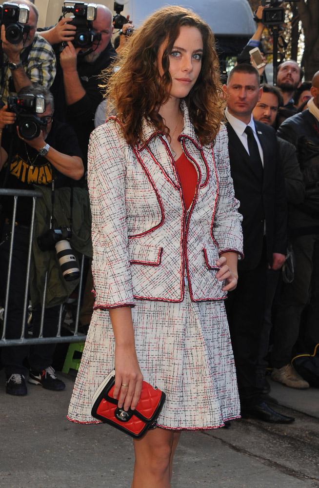 Celebrity Handbags Paris Fashion Week Spring 2015-56