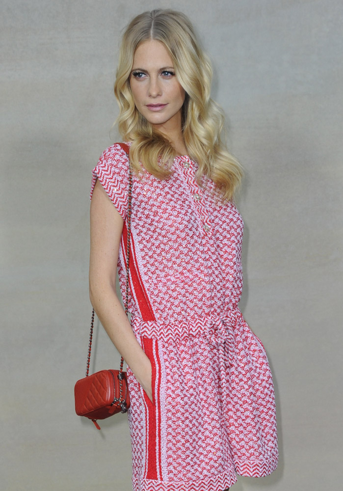 Celebrity Handbags Paris Fashion Week Spring 2015-72