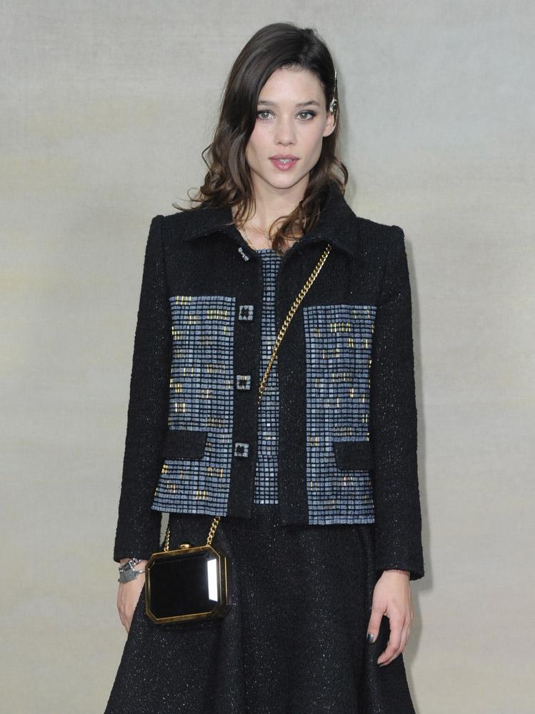 Celebrity Handbags Paris Fashion Week Spring 2015-73