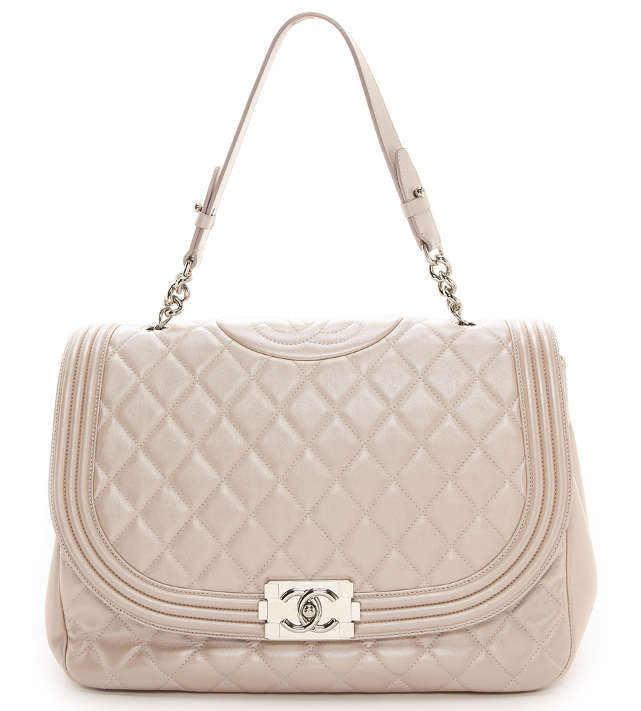 Chanel Boy Satchel