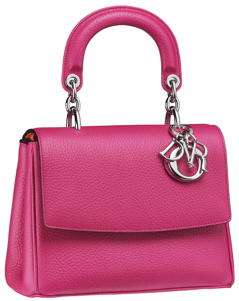 introducing the christian dior be dior bag