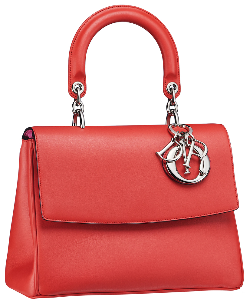 Dior Be Dior Bag Red
