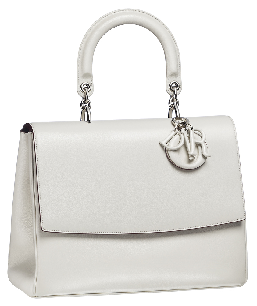 Dior Be Dior Bag White