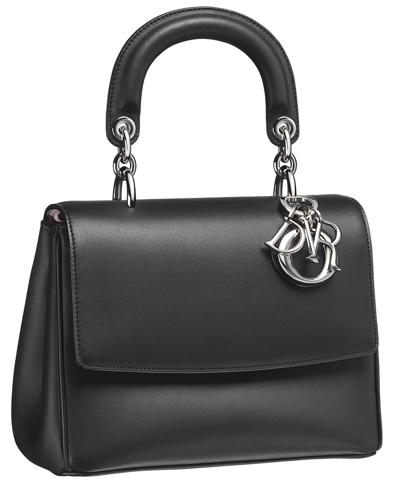 Dior Be Dior Bag Black
