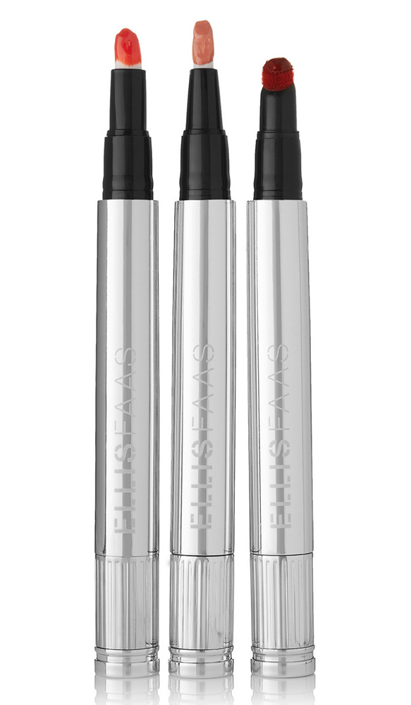 Ellis Faas Essential Set of Three Lip Colors