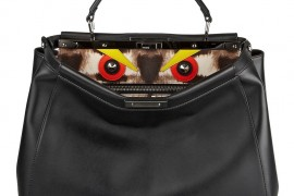 Fendi's Monster Peekaboo is Back for Another Season of Staring