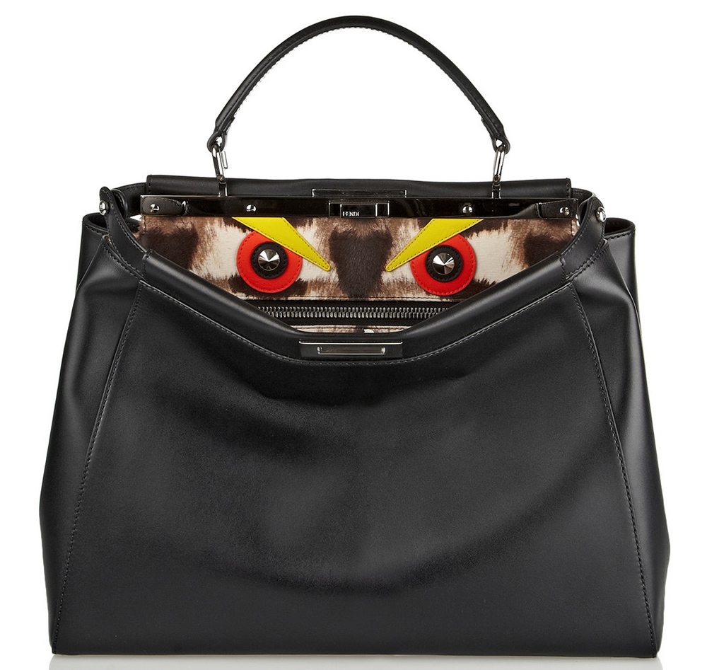 Fendi Peekaboo Handbag Review