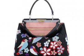 Fendi's Delightful, Bird-Themes Resort 2015 Bags Now Available for Pre-Order