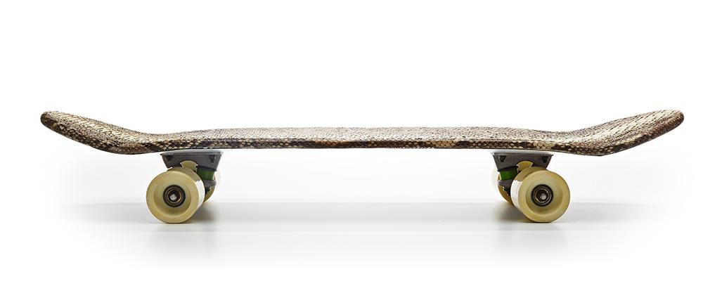 Gelareh Mizrahi Python Skateboard