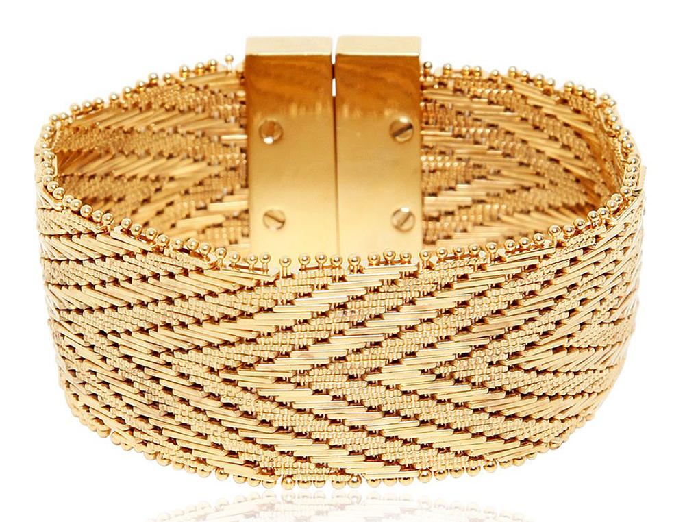 Givenchy Flat Chain Bracelet