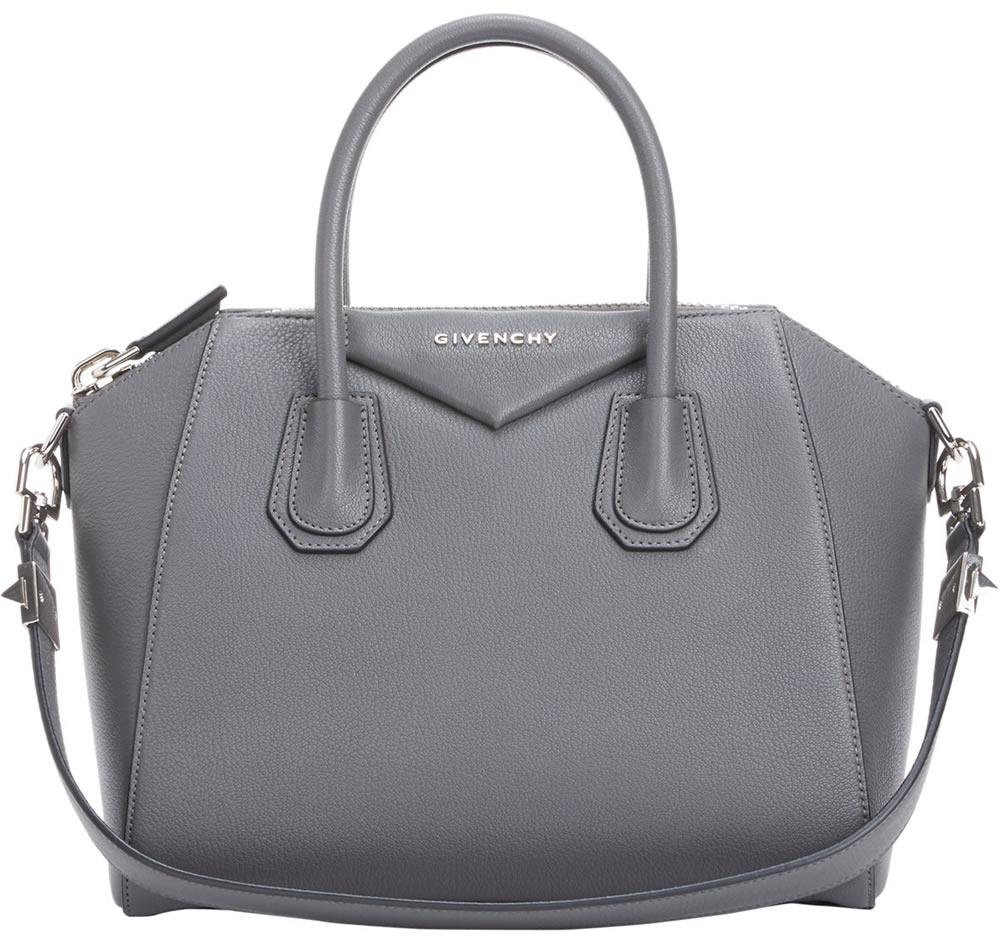 Givenchy Grey Antigona