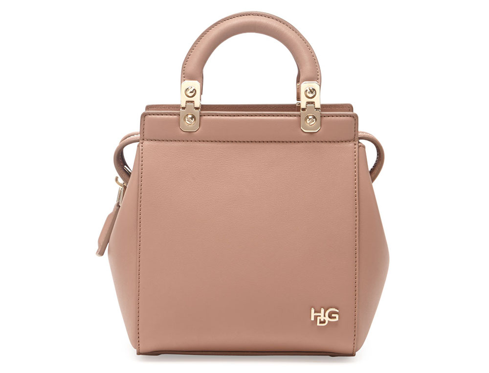 Givenchy HDG Mini Top-Handle Crossbody Bag,